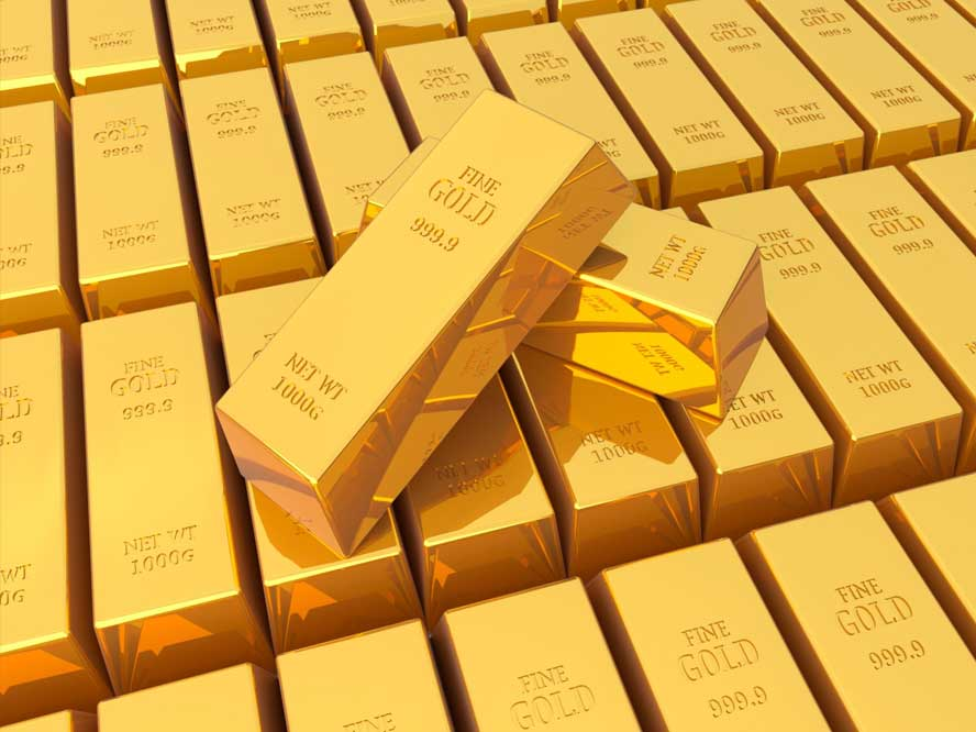 黄金期货 黄金价格现在到底贵不贵